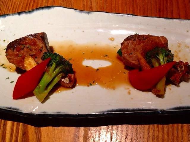 カツオと夏野菜のガーリックステーキ.jpg