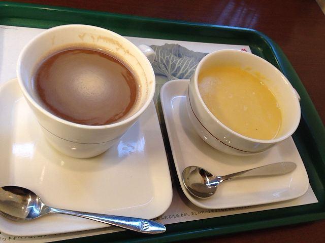 コーヒーとコーンスープ.jpg