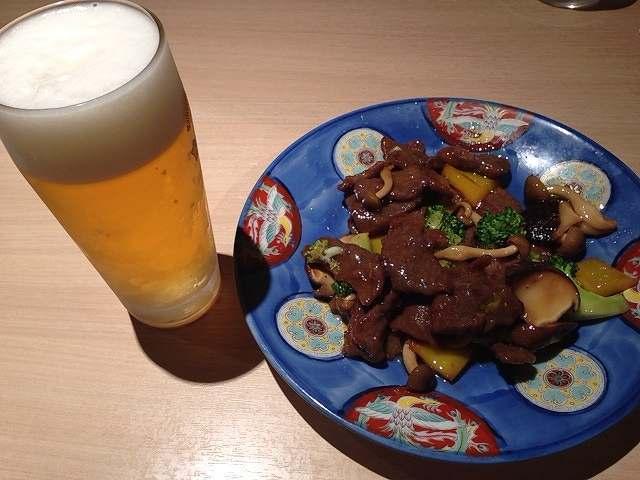 ビールと牛肉旨煮.jpg