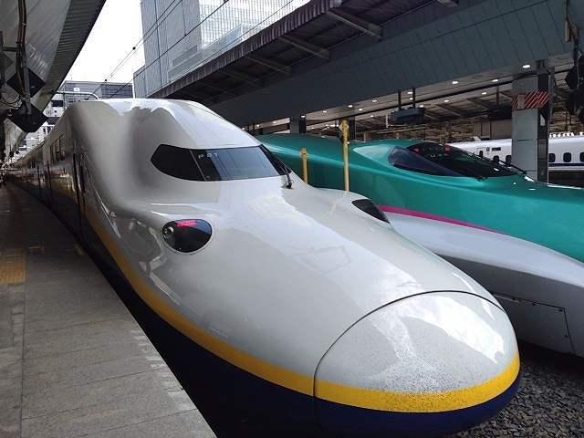 東京駅のMAX.jpg